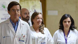Los médicos mantendrán las medidas de seguridad con la auxiliar que se contagió de ébola