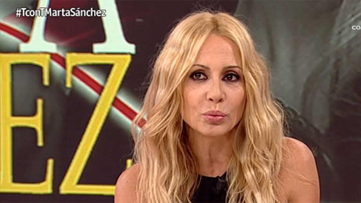 """T con T - Marta Sánchez: """"Es un logro estar haciendo música todavía"""""""