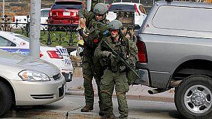 La policía de Canadá abate a un tirador y persigue a varios sospechosos cerca del Parlamento