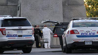 Canadá, golpeada por el terrorismo