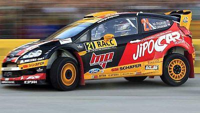 """Automovilismo - WRC Campeonato del mundo """"Rally España"""" - Ver ahora"""