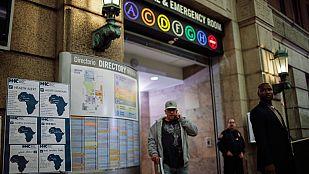 Primer caso de Ébola detectado en Nueva York
