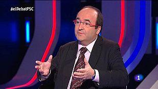 El Debat de La 1 - Entrevista a Miquel Iceta,  líder del PSC