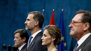 """El rey llama a una España """"alejada de la división y la discordia"""" en la que """"los españoles ya no somos rivales"""""""