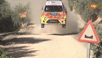 Automovilismo - WRC Campeonato del Mundo: Rally España: 1ª jornada - Ver ahora