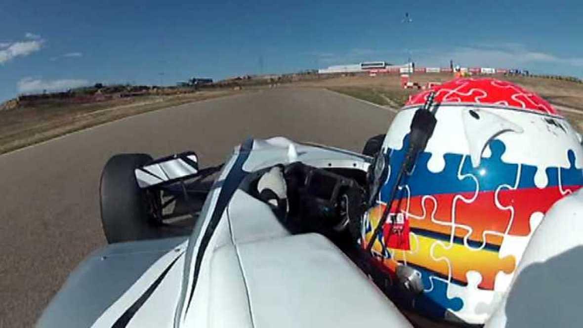 Automovilismo - Karting Campeonato de España. Prueba Motorland - Ver ahora