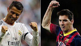Madrid y Barça llegan en su mejor momento al 'clásico'