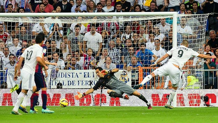 Real Madrid Fútbol En Directo: FC Barcelona 1