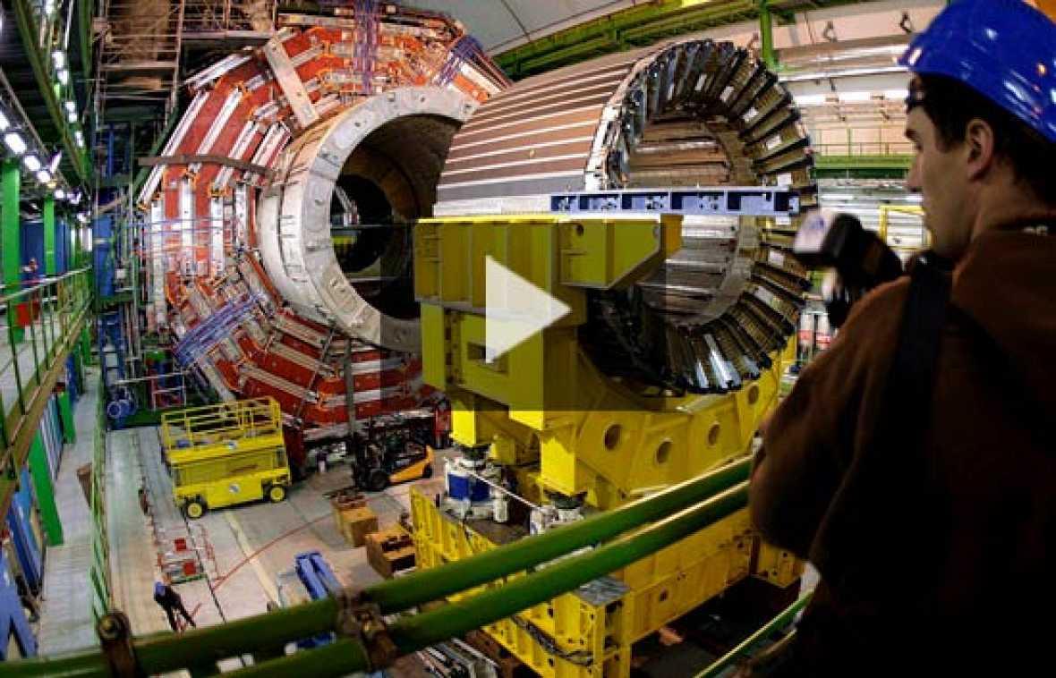 Un experto analiza la puesta en marcha del acelerador de partículas