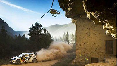 Automovilismo - WRC Campeonato del Mundo: Rally España: Resumen - ver ahora