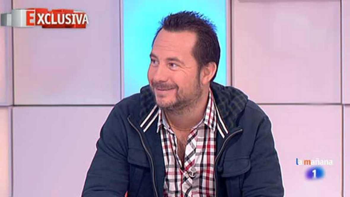 Javier Limón, entrevista íntegra en exclusiva en La mañana
