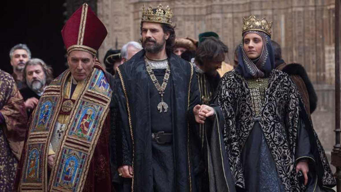 Los Reyes Católicos dudan de su hija