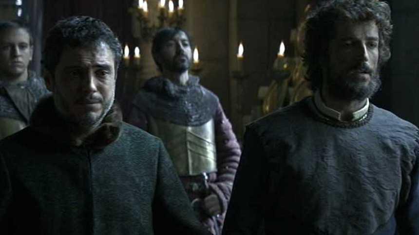 Isabel - Los hermanos Colón llegan con exigencias