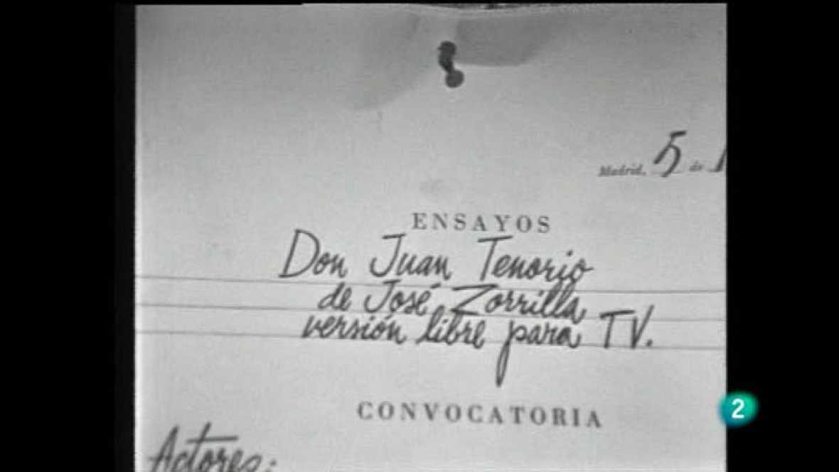 """Para todos La 2 - Para todos la tele: """"Don Juan Tenorio"""""""