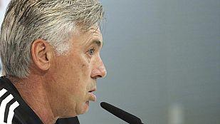 "Ancelotti: ""Ninguno se enfada cuando juega Bale"""
