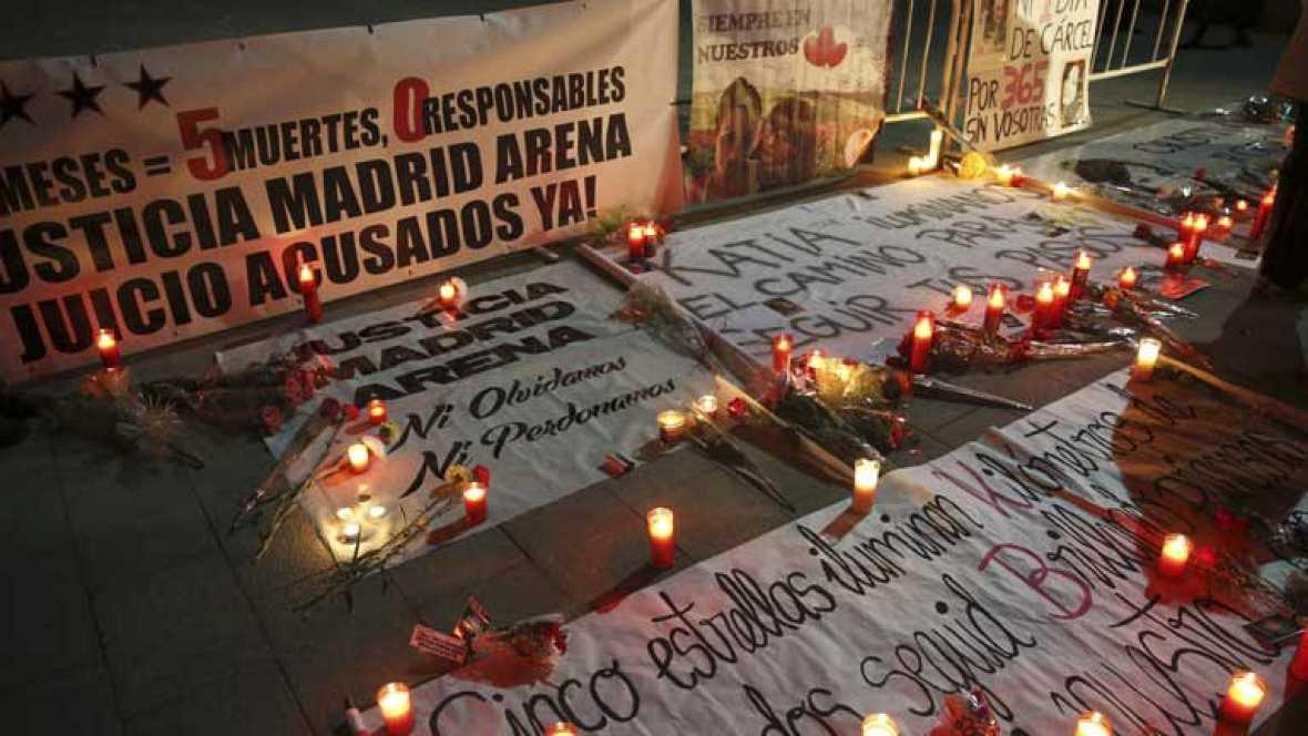 Se han cumplido dos años de la macrofiesta del Madrid Arena
