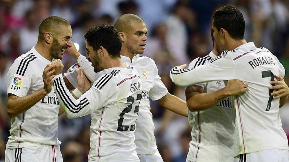 El Madrid busca certificar su pase a octavos ante el Liverpool