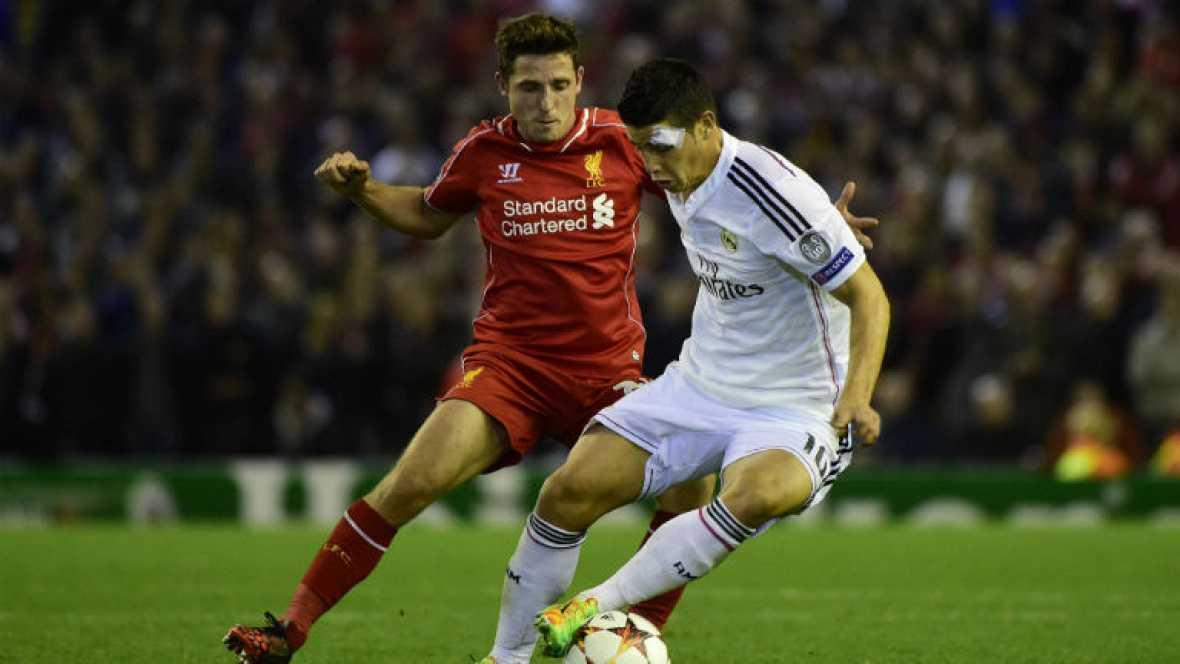 Vive el Real Madrid - Liverpool con RTVE.es