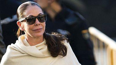 Isabel Pantoja podría entrar en prisión en los próximos días para cumplir su condena de dos años de cárcel por blanqueo de capitales