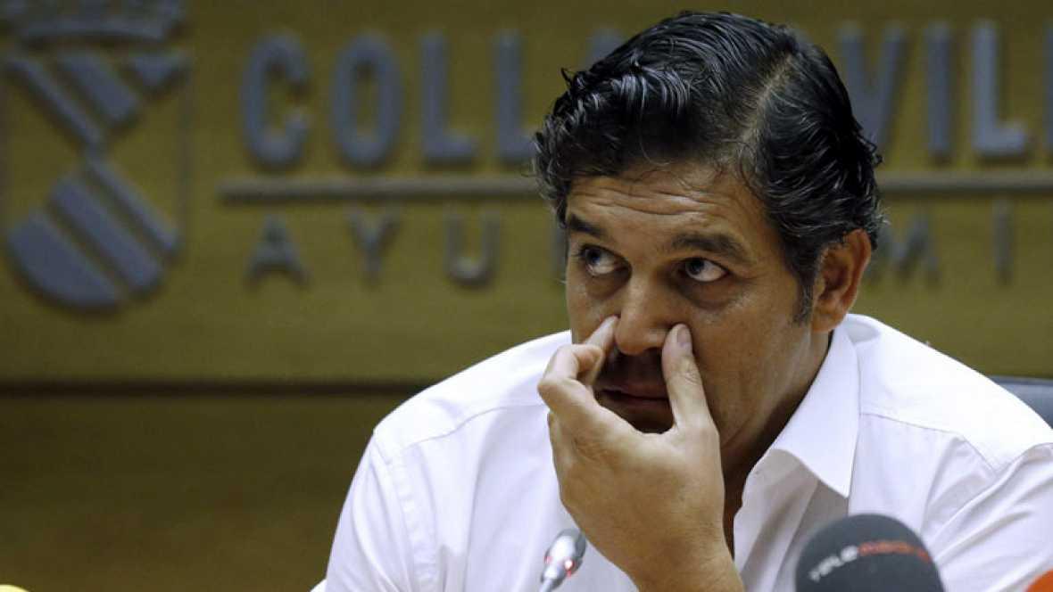 El alcalde de Collado Villalba anuncia que dimite y abandona el Ayuntamiento
