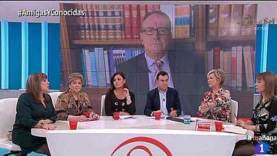 ¿Cómo ha reaccionado Mayte Zaldívar ante el anuncio de entrada en prisión de Pantoja?