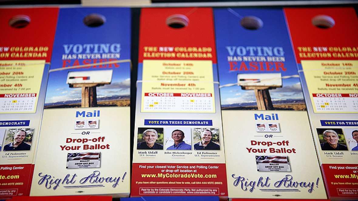 Los republicanos conseguirían la victoria en el Senado estadounidense