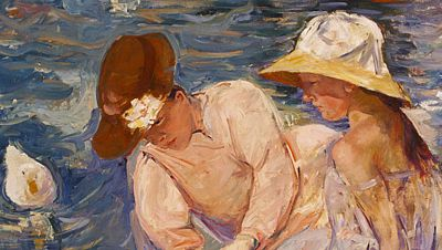 """""""Impresionismo Americano"""" es la nueva exposición del Museo Thyssen"""