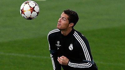 Cristiano, a superar a Raúl en Champions