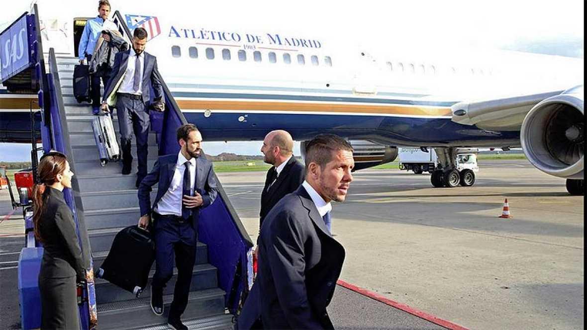 El Atlético quiere dar un golpe de autoridad en Suecia