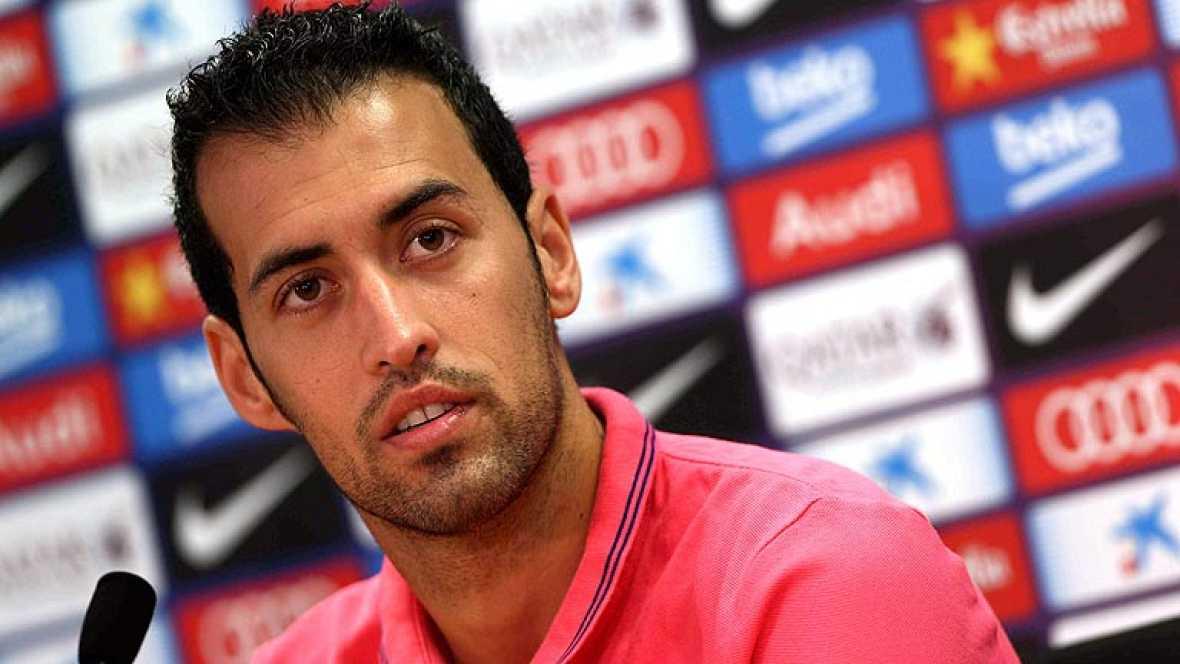 El Barça, a olvidar los tropiezos ligueros ante el Ajax