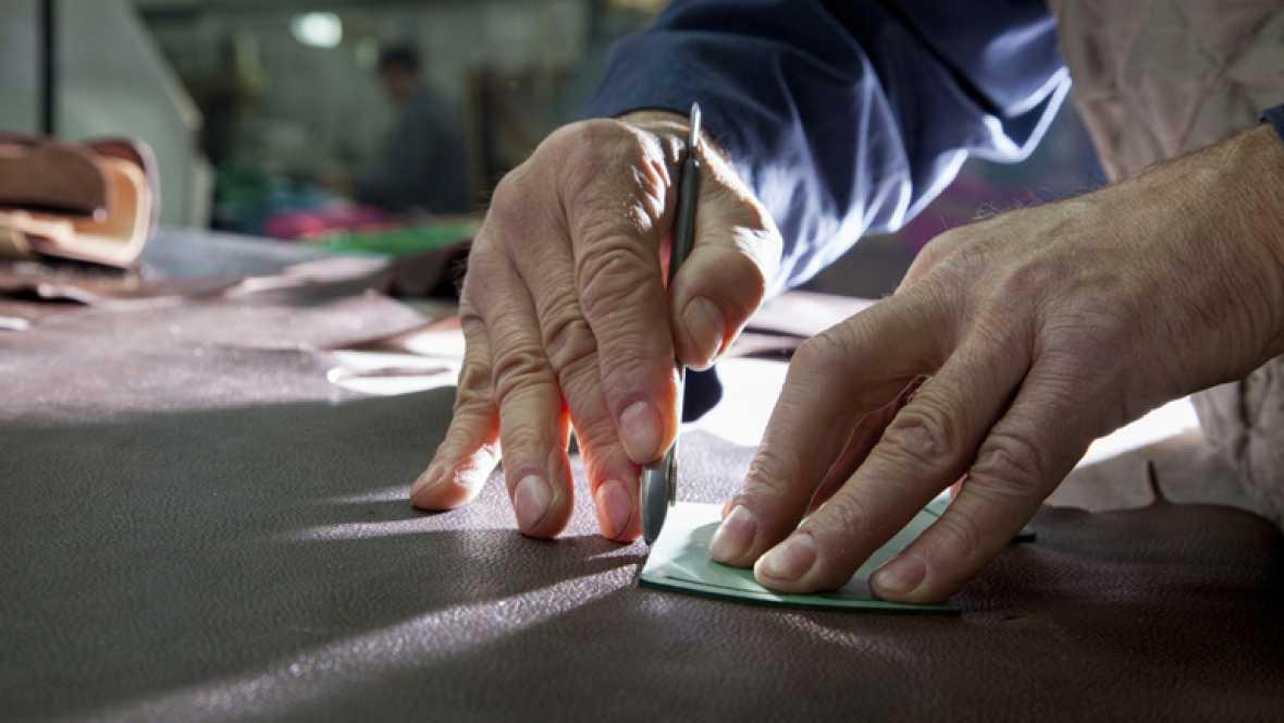 La magia del cuero artesano