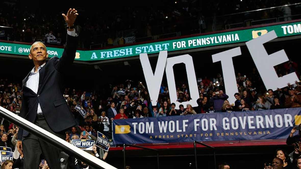 Las elecciones legislativas, otro obstáculo para el final de la presidencia de Obama