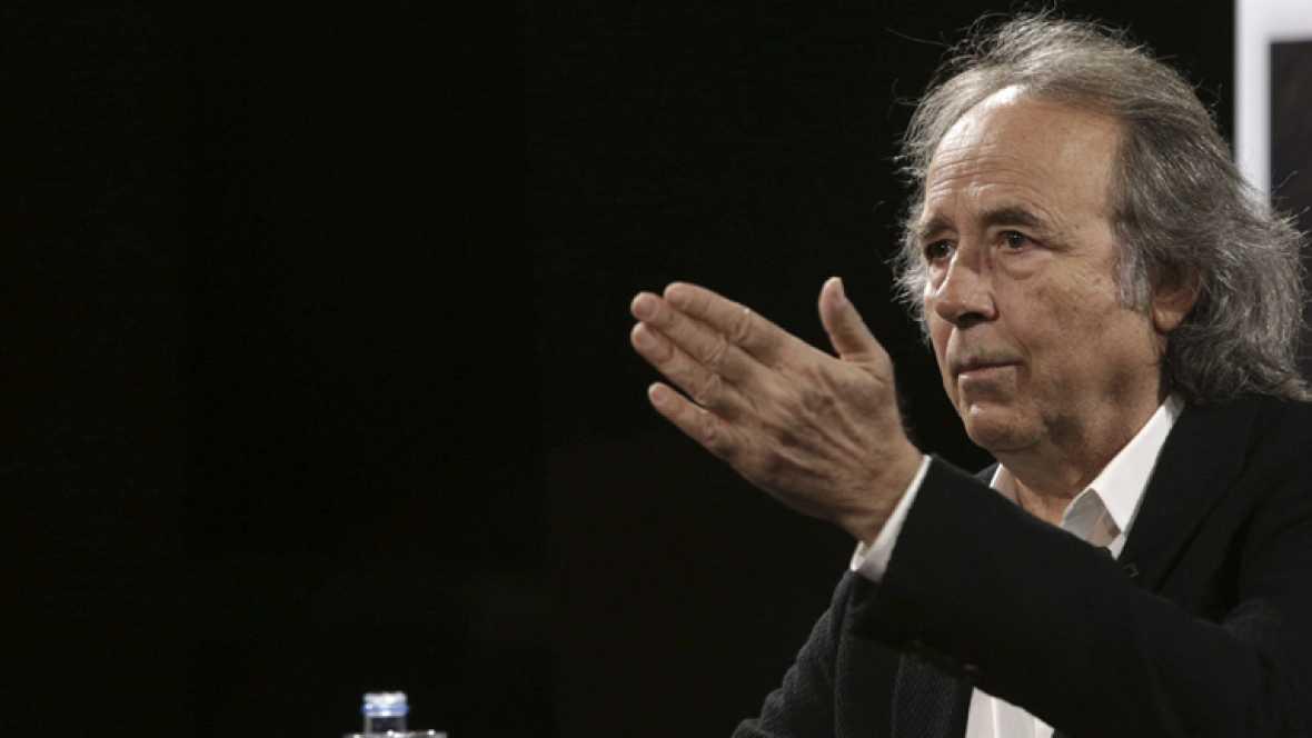"""Serrat presenta su """"Antología desordenada"""", 50 años haciendo canciones"""