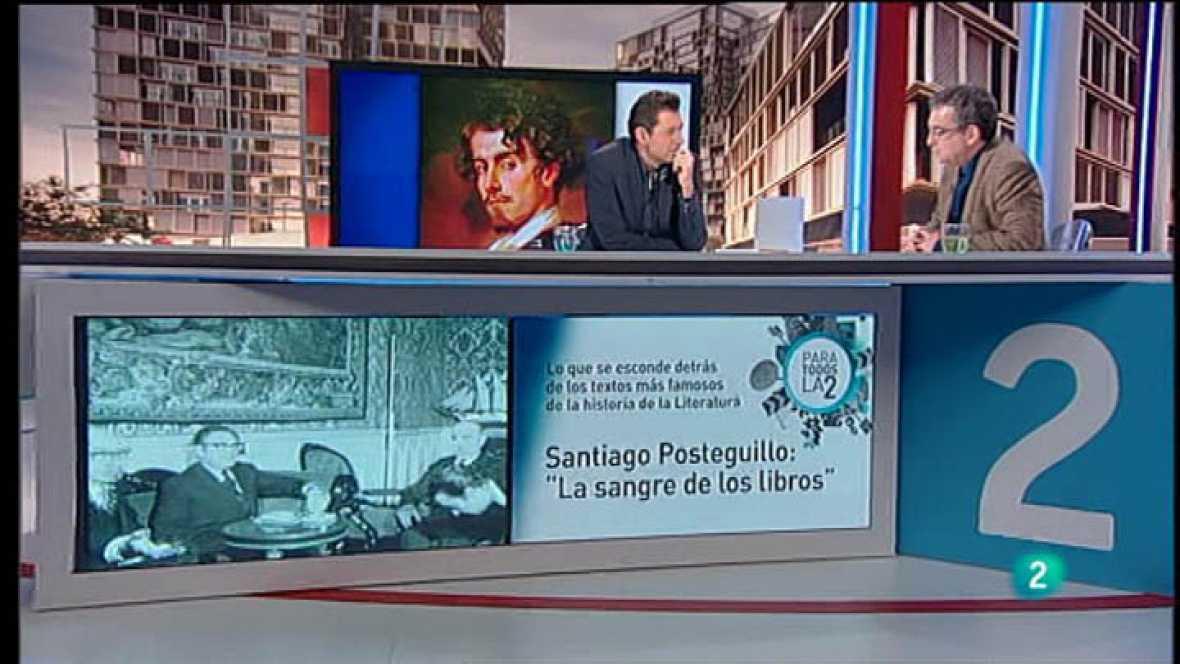 """Para Todos La 2 - Entrevista - Santiago Posteguillo, """"La sangre de los libros"""""""