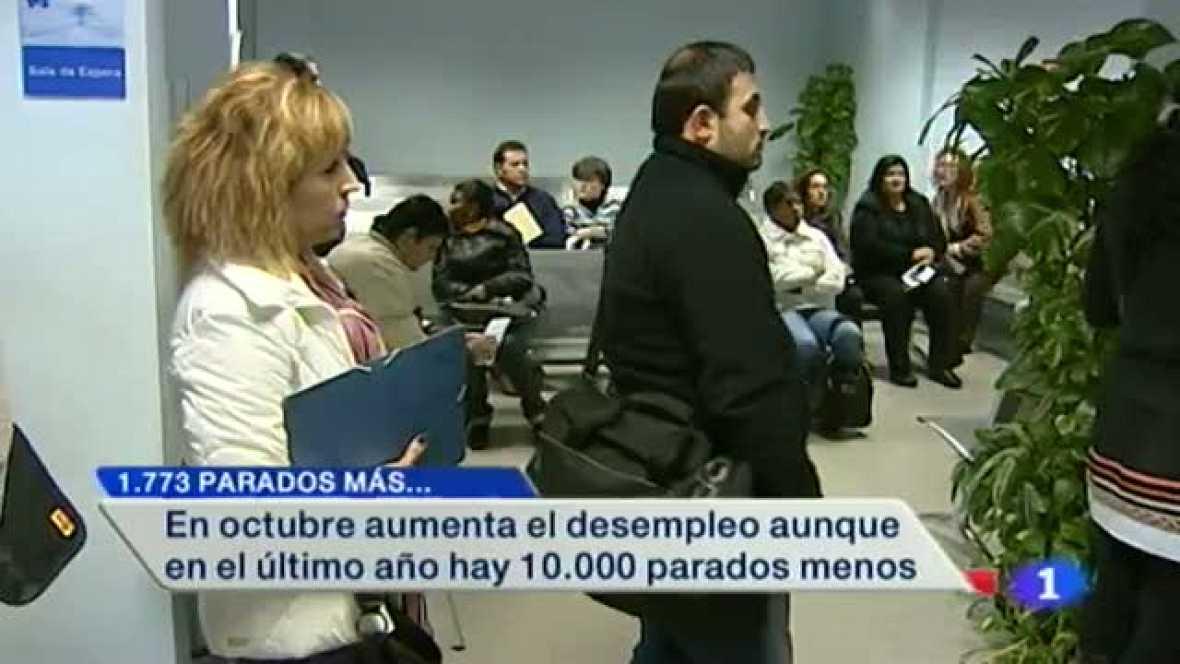 La Región de Murcia en 2' - 04/11/2014