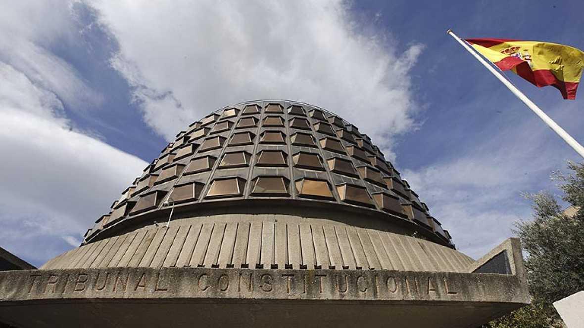 El Tribunal Constitucional admite el recurso del Gobierno a la consulta alternativa del 9N