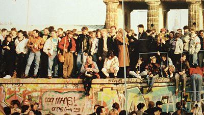 El papel de algunos dirigentes en la caída del muro de Berlín