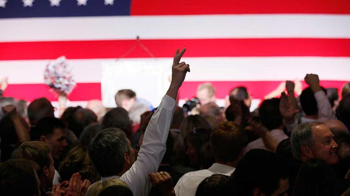 Los demócratas pierden el control de Senado en las legislativas de EE.UU.