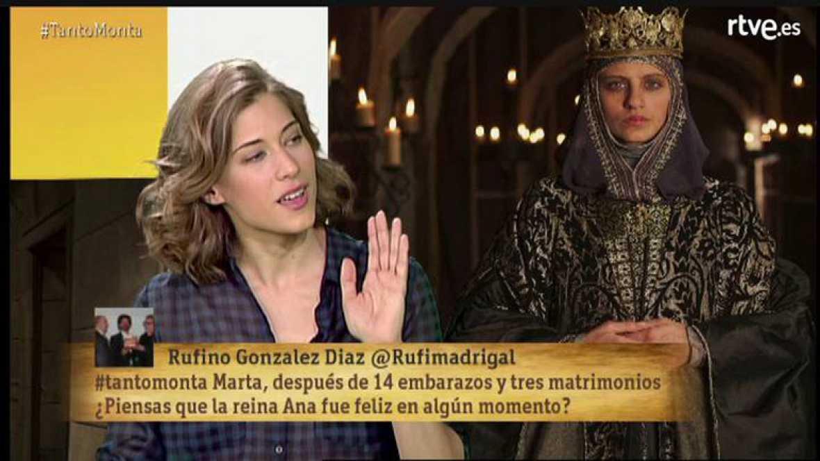 Marta Belmonte nos cuenta que entre Ana de Bretaña y Carlos VIII 'No cuajaba la fórmula'