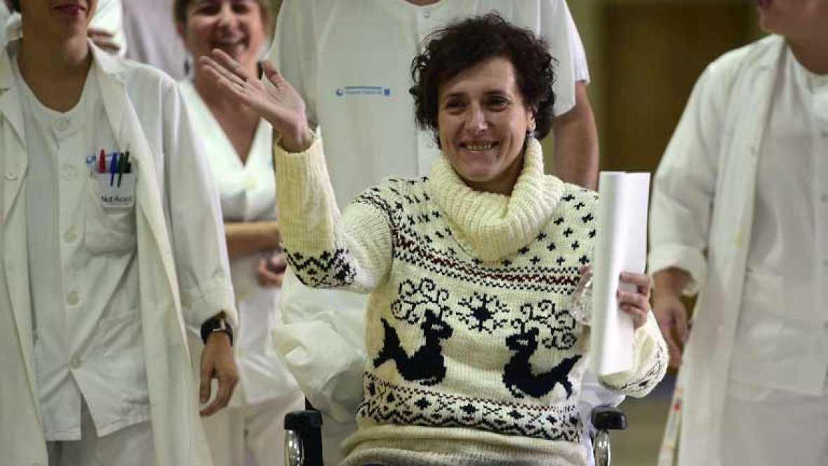 "Teresa Romero: ""No guardo rencor ni reproches"""