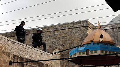 El ejército israelí busca al sospechoso de un nuevo atropello premeditado en Cisjordania