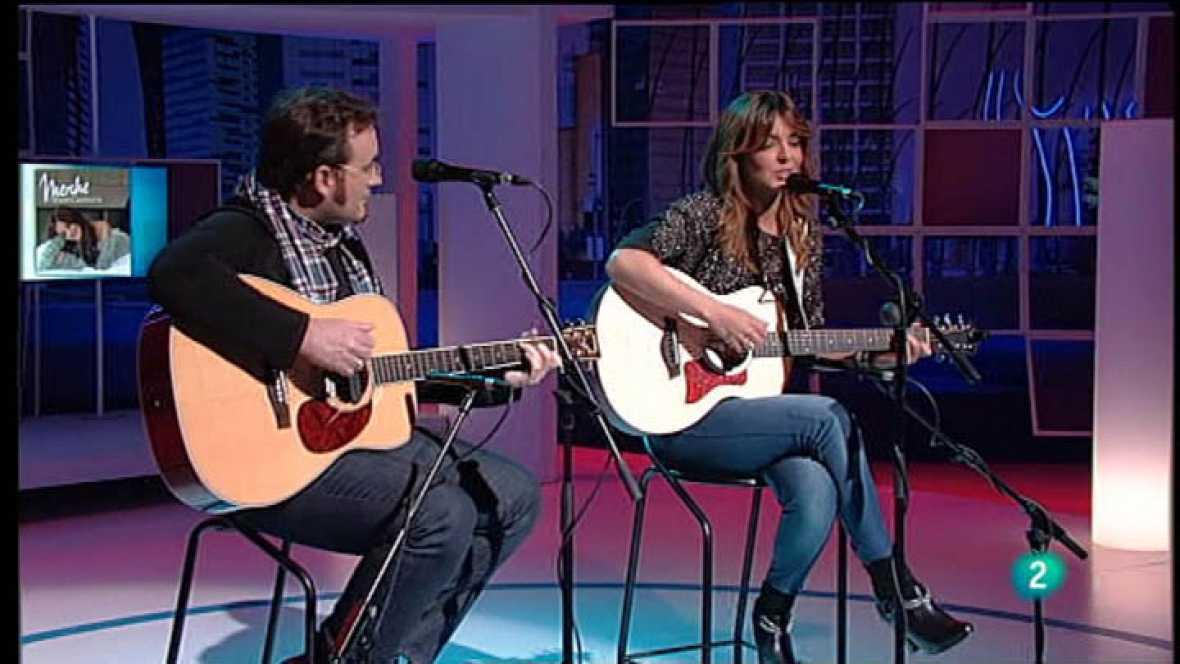 """Para Todos La 2 - Actuación - Merche, """"Te espero cada Noche"""""""