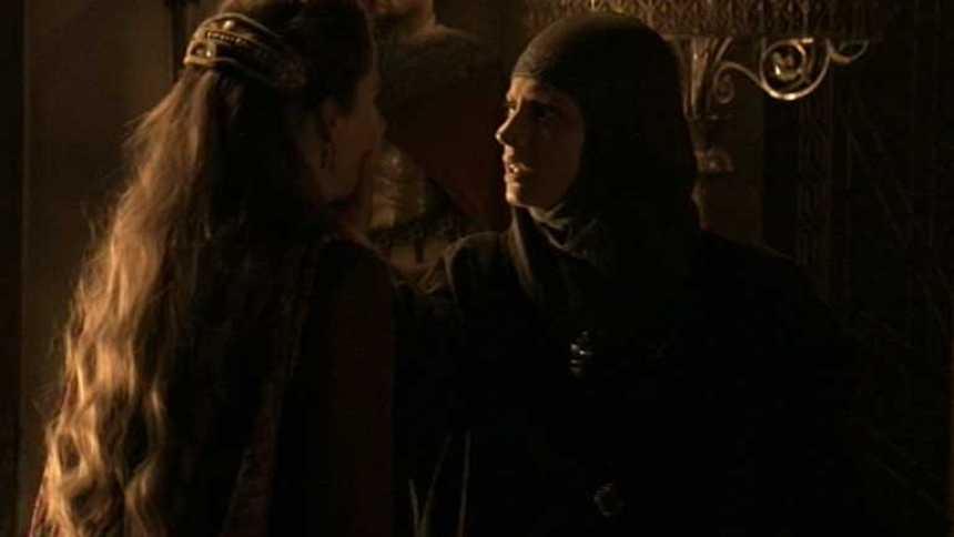 Isabel - Juana se enfrenta como nunca a Isabel y Fernando