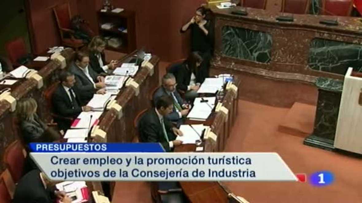 Noticias Murcia - 06/11/2014