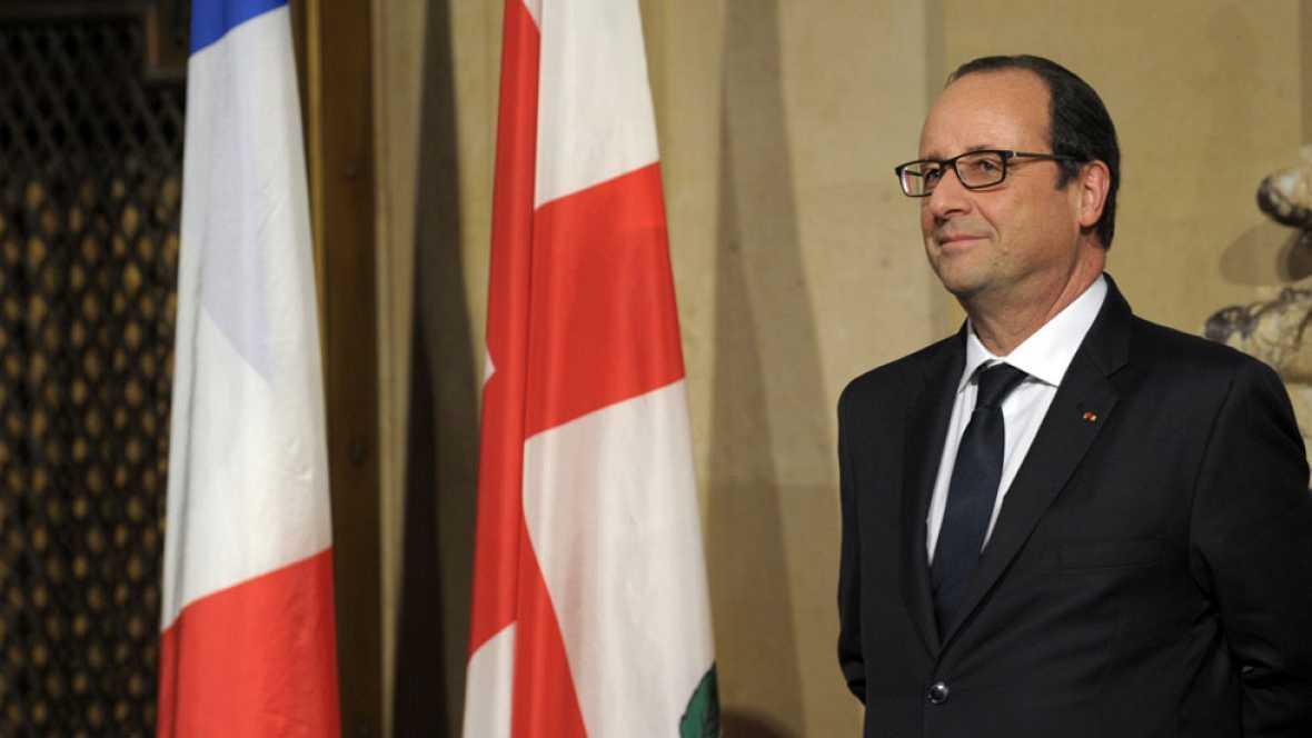 François Hollande bate todas las marcas de impopularidad de un presidente de la República