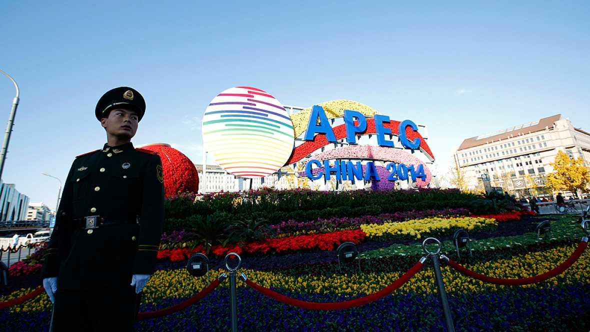 Pekín aparece estos días más limpia que nunca