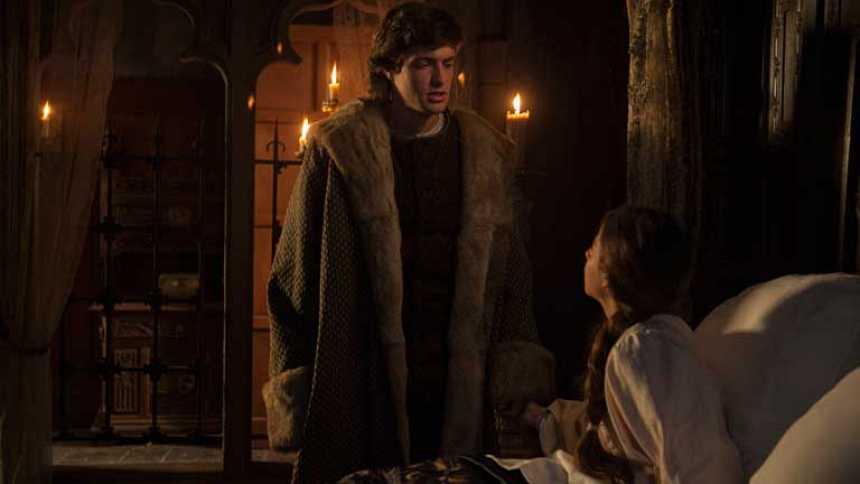 Isabel - Felipe tiene miedo de Juana