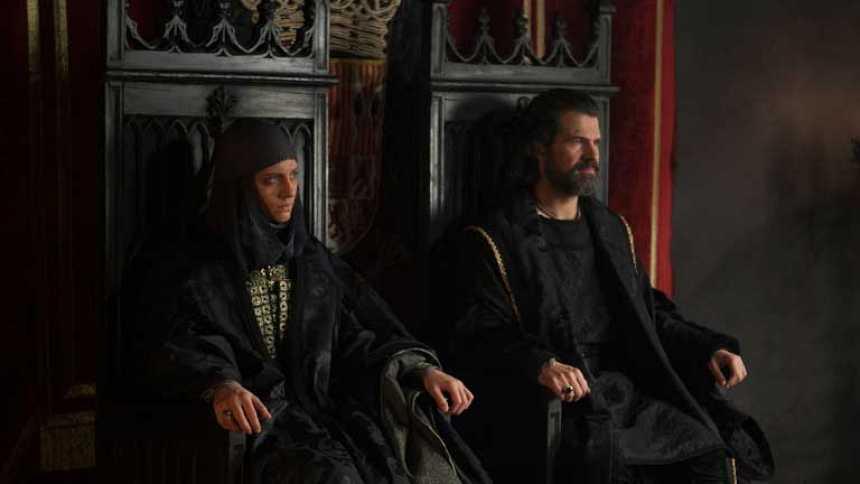 Isabel - Fernando le promete a Isabel que anulará a Felipe
