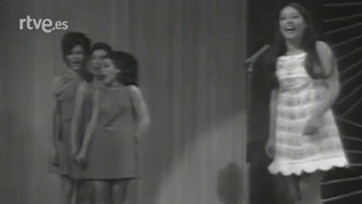 Massiel en Eurovisión (1968)