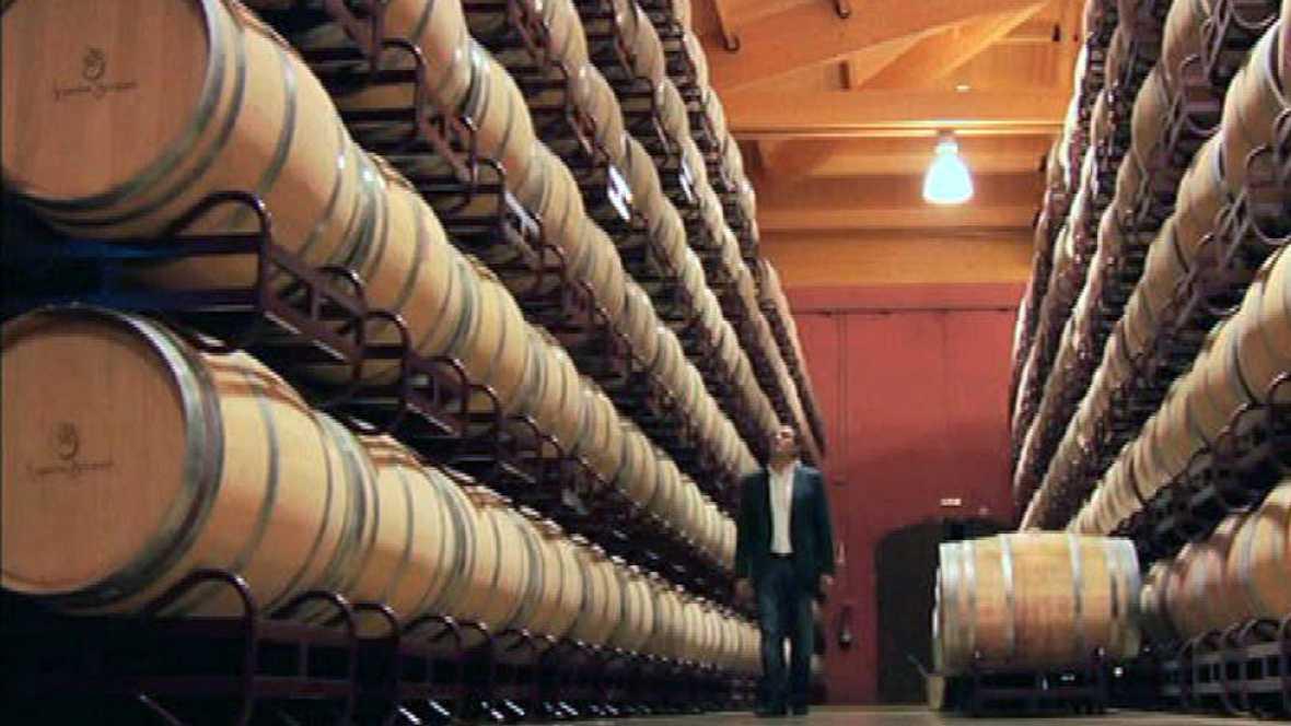 Al rico vino riojano